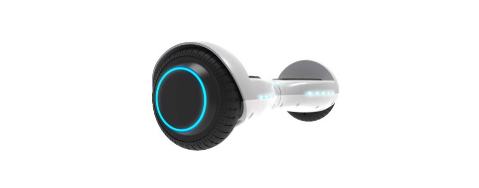 gotrax hoverfly ion led hoverboard