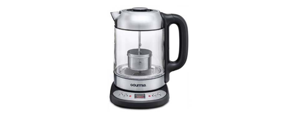 gourmia digital electric tea kettle