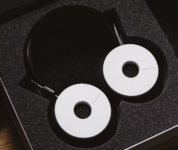 grado labs the white headphone limited edition