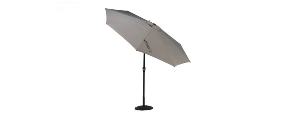 6. grand patio 9.7 ft aluminum patio umbrella