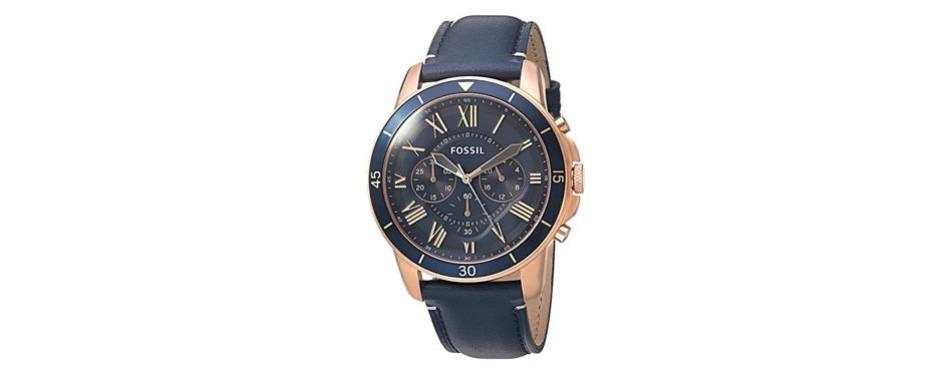 grant sport chronograph watch