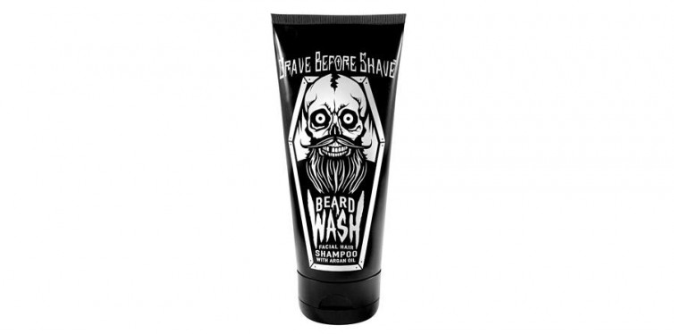 Grave Before Shave Beard Wash Shampoo