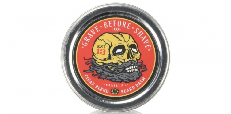 Grave Before Shave Cigar Balm