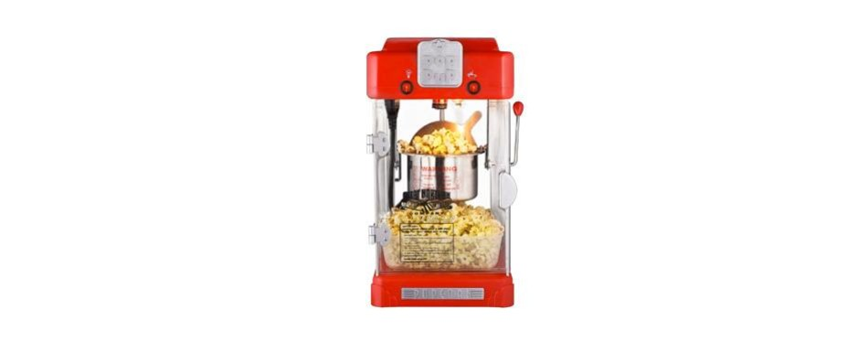 great northern popcorn company pop pup retro style popper