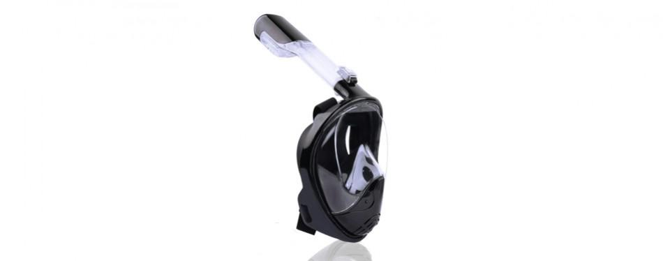 greatever snorkel mask