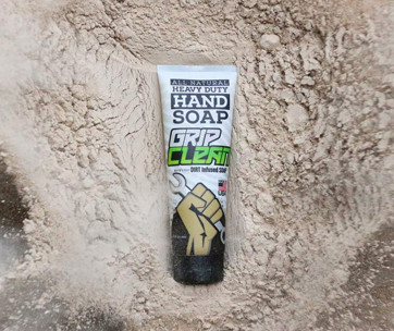 grip clean heavy duty hand cleaner