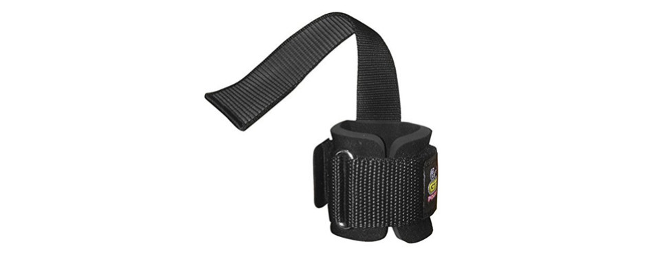 grip power pads heavy duty lifting strap