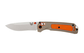 Grizzly Ridge 15061 Knife, Drop-point