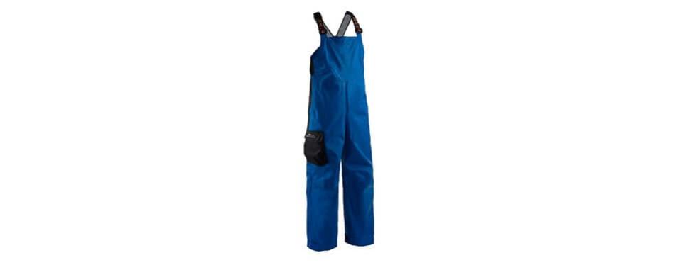 grundens weather watch bib trouser