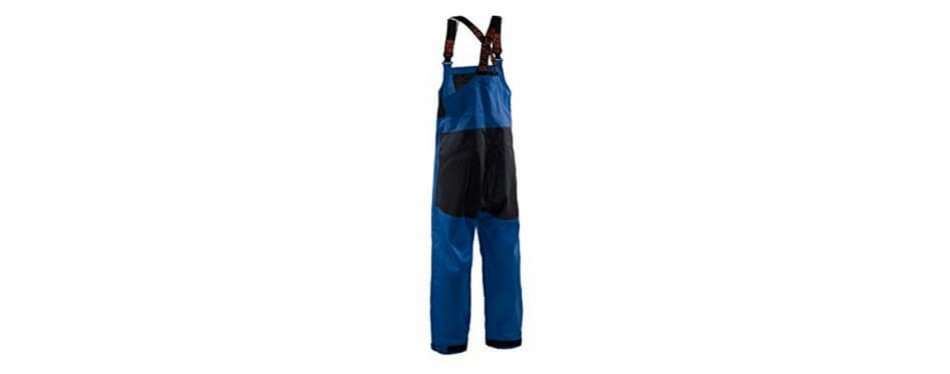 grundens weather watch bib trouser