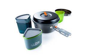 GSI Outdoor Backpacker Mess Kit