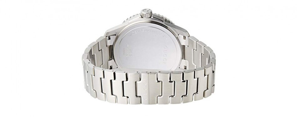 gucci stainless steel watch g-sport men's