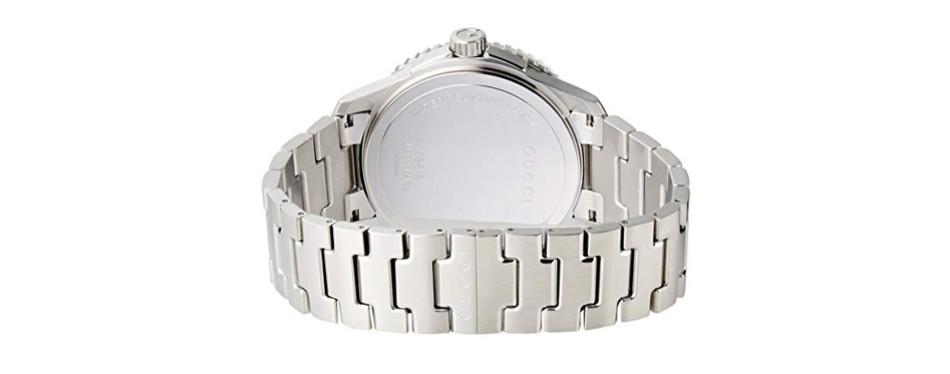 gucci stainless steel watch g-sport men's