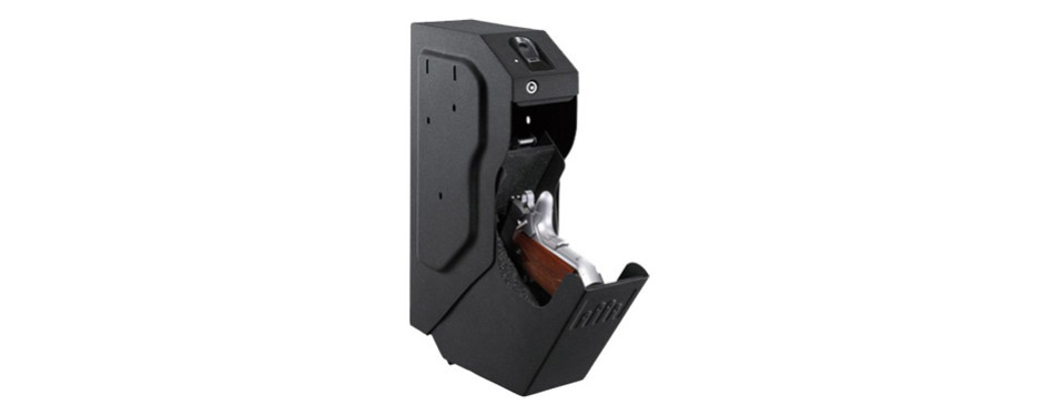 gunvault svb500 speedvault biometric
