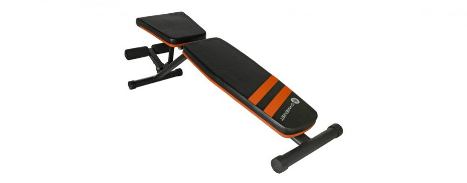 gymenist exercise workout bench