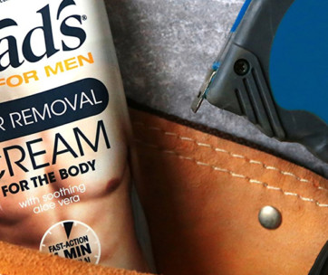 best hair removal creams for men
