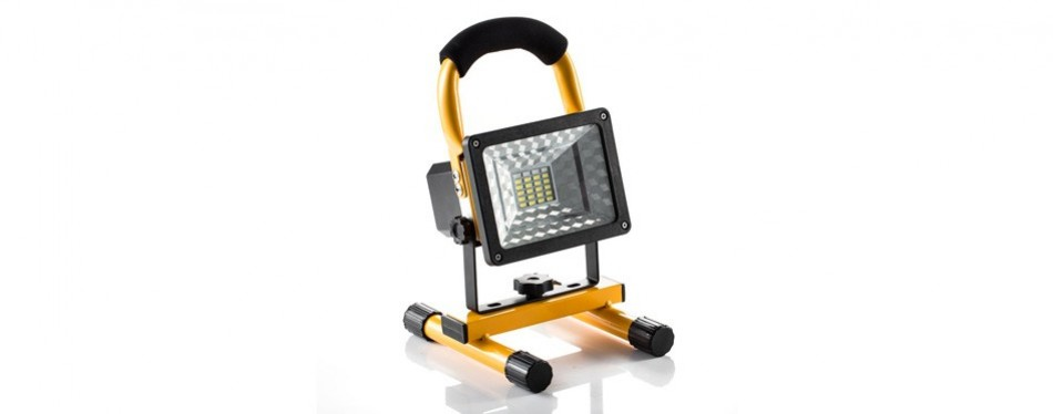 hallomall rechargeable spotlights