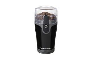 hamilton beach fresh grind 4.5oz electric coffee grinder