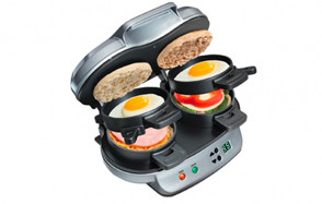 hamilton breakfast maker