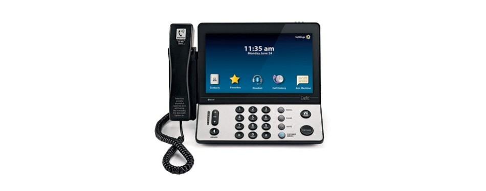 hamilton captel 2400i telephone