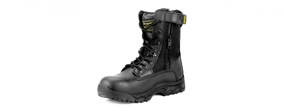 hanagal men's escalade tactical boots black