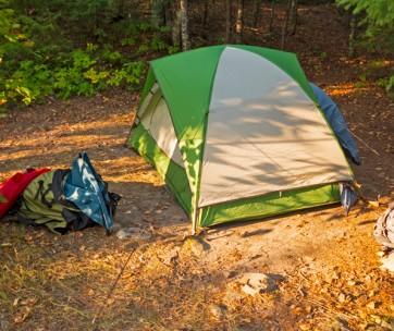 handling emergencies while camping