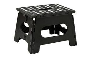 handy laundry folding step stool