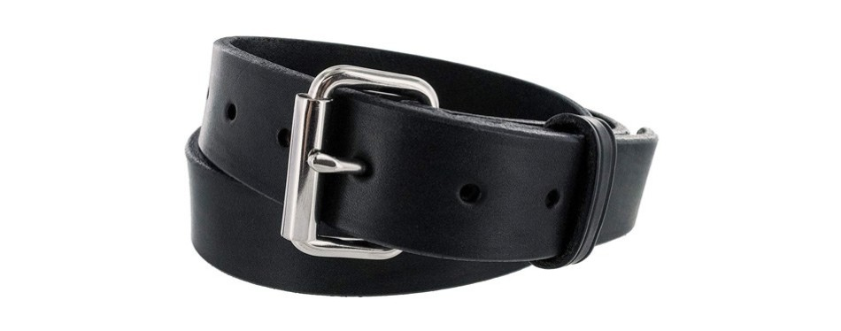 hanks gunner concealed carry leather belt