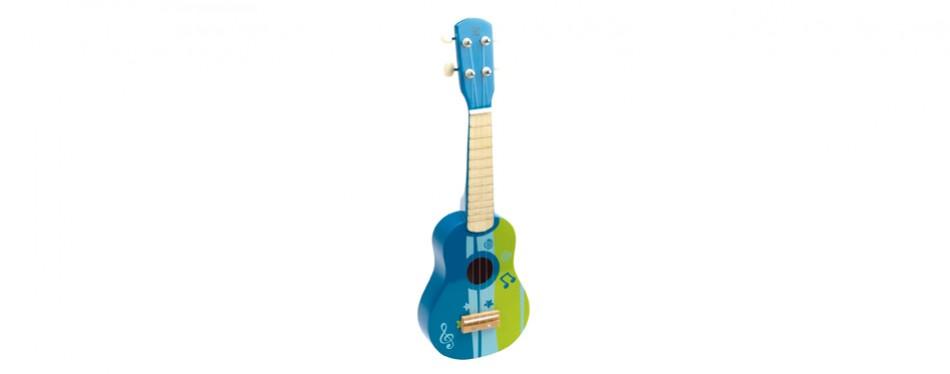 hape kid's wooden ukulele