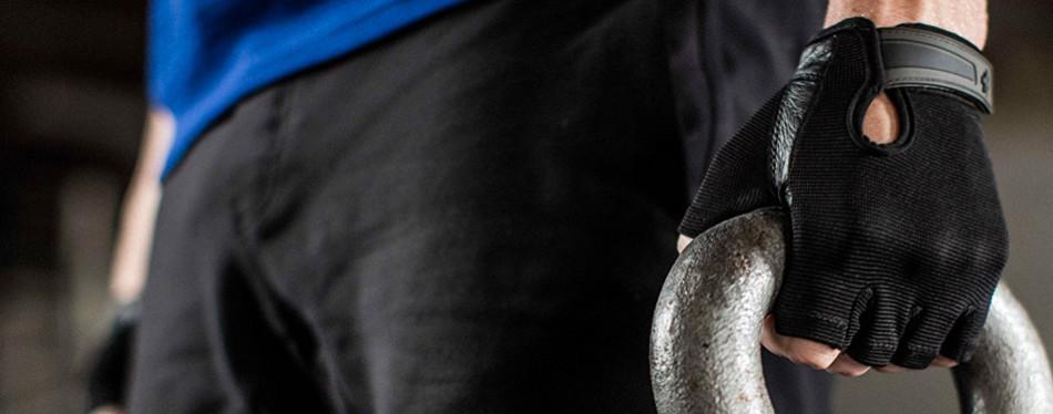 harbinger power non-wrist wrap weightlifting gloves