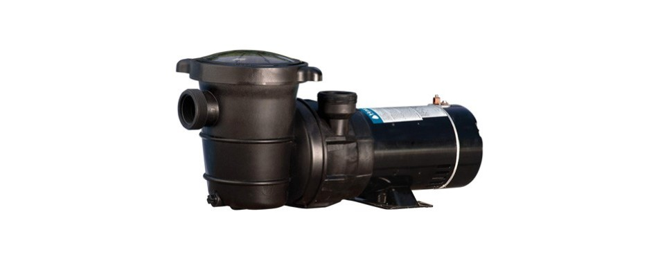 harris h1572730 proforce 1.5 hp above ground pool pump 115v