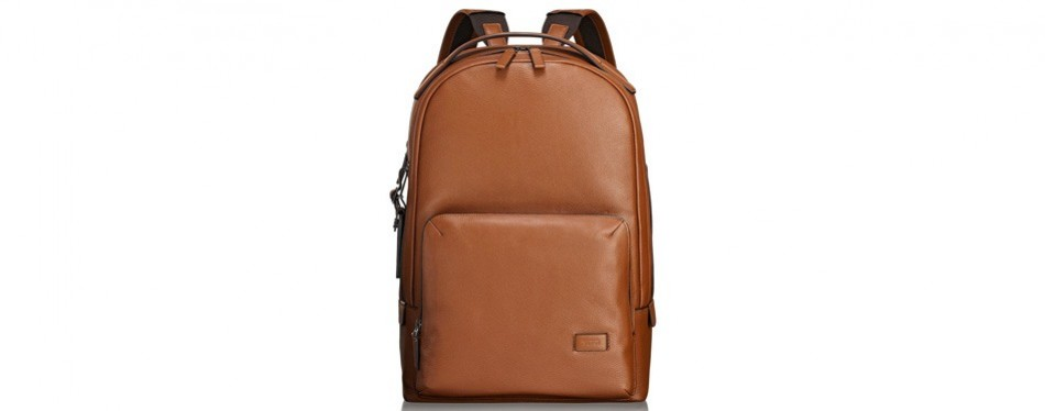 harrison webster backpack, by tumi