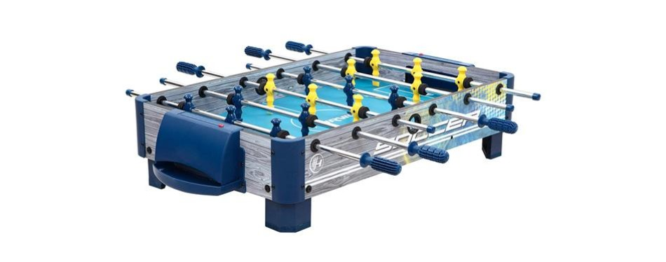 "harvil 38"" tabletop foosball table"