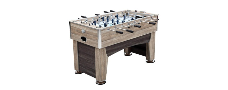 "harvil 56"" beachcomber indoor foosball table"