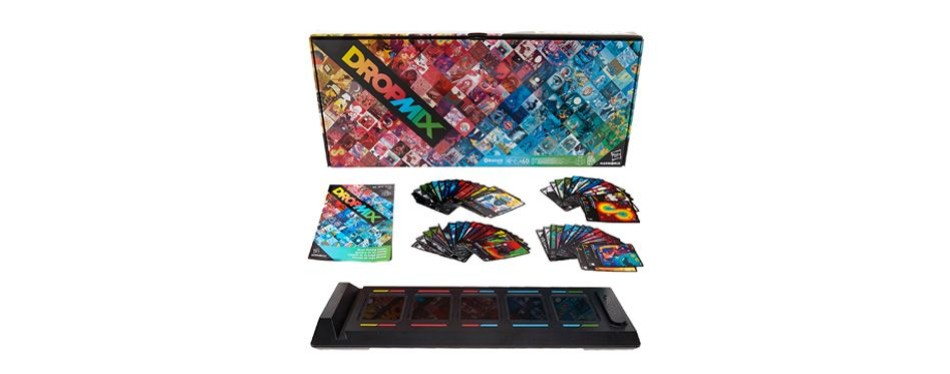 5. hasbro dropmix music gaming system