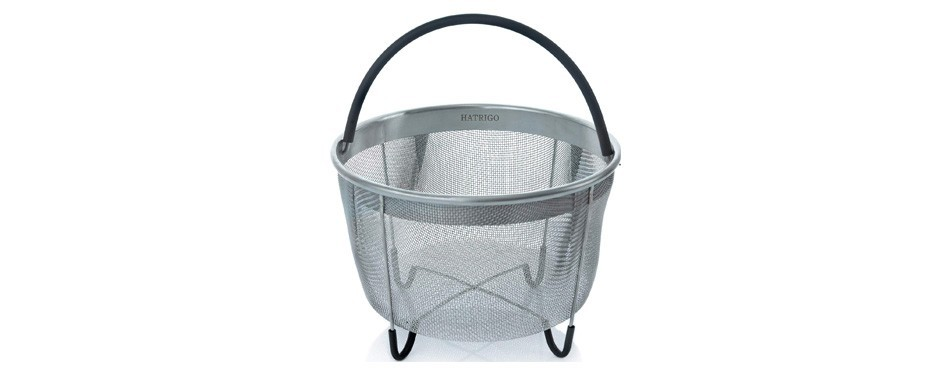 hatrigo steamer basket for pressure cooker