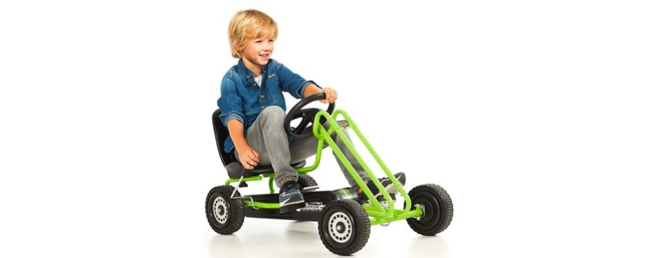 hauck lightning pedal go kart