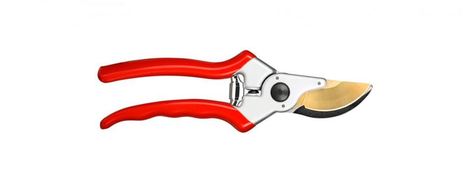 haus & garten classicpro titanium pruning shears