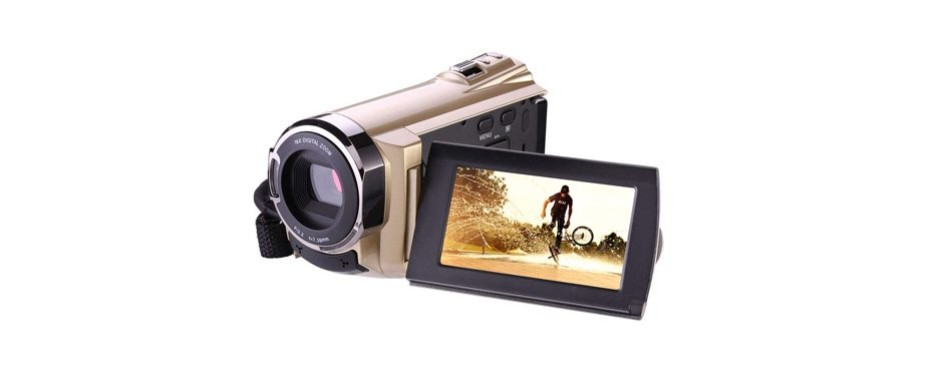 hausbell camcorder