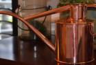 haws indoor copper watering can