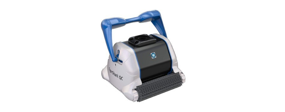 hayward rc9990cub tigershark robotic pool vacuum