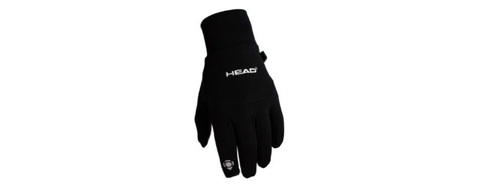 head multi-sport running gloves