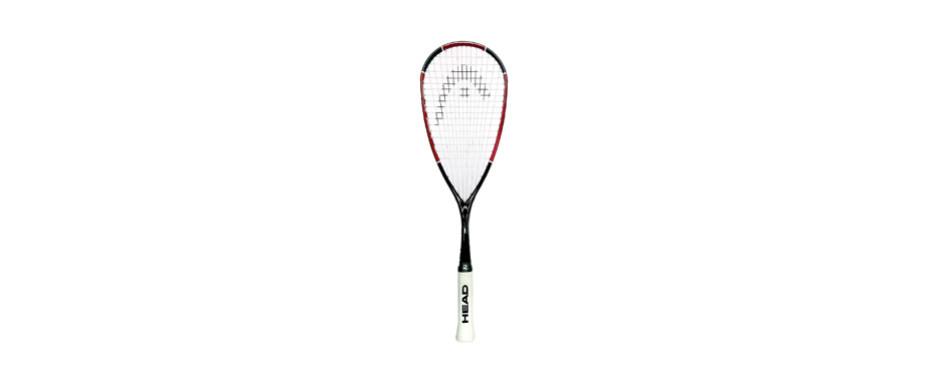 head nano ti 110 squash racquet