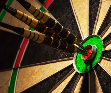 best dartboard