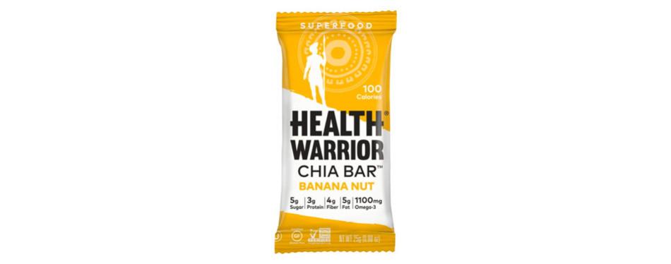 health warrior chia bars