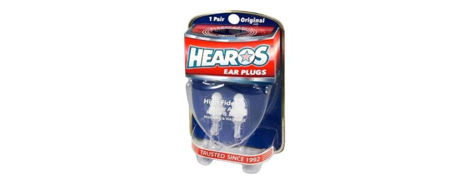 hearos high fidelity musician earplugs