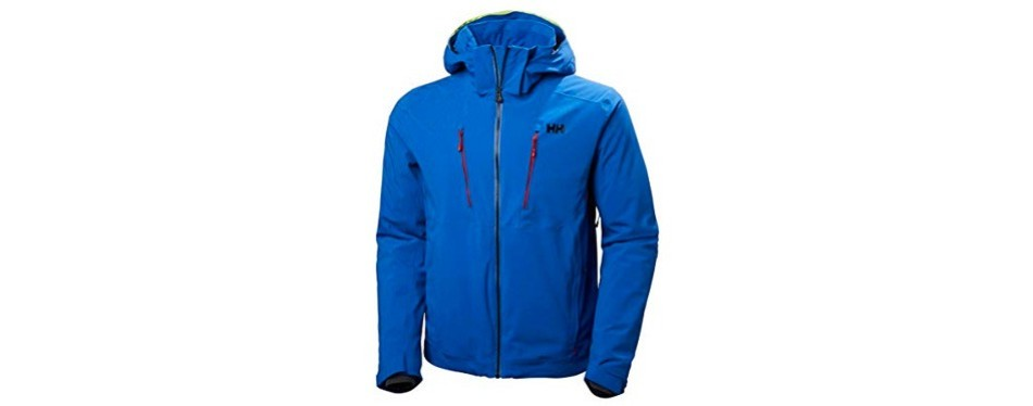 helly hansen alpha 3.0 ski jacket