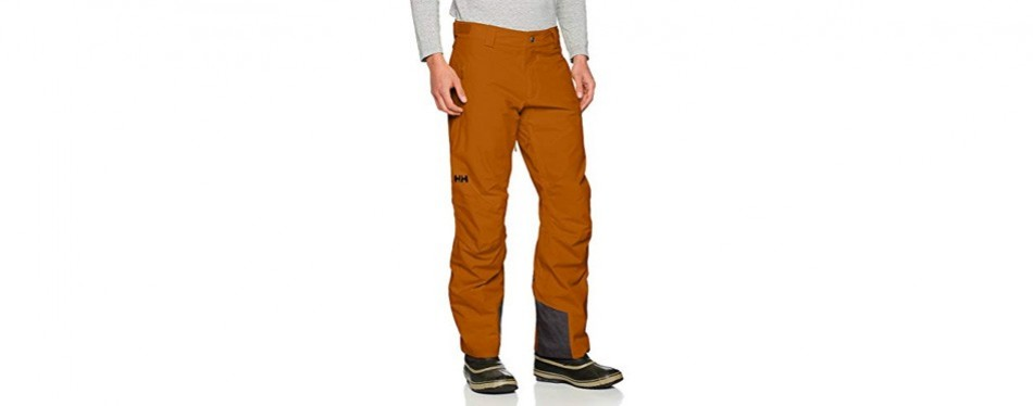 helly hansen legendary cold weather ski pants for men