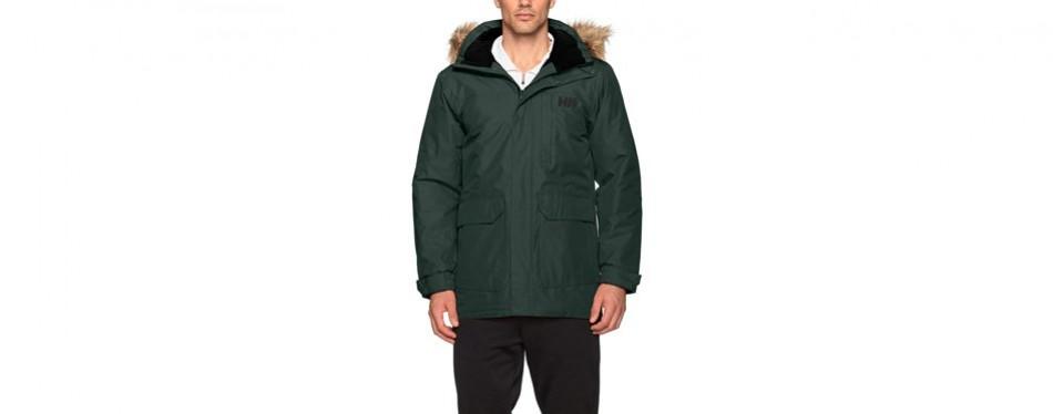 helly hansen men's dubliner winter jacket