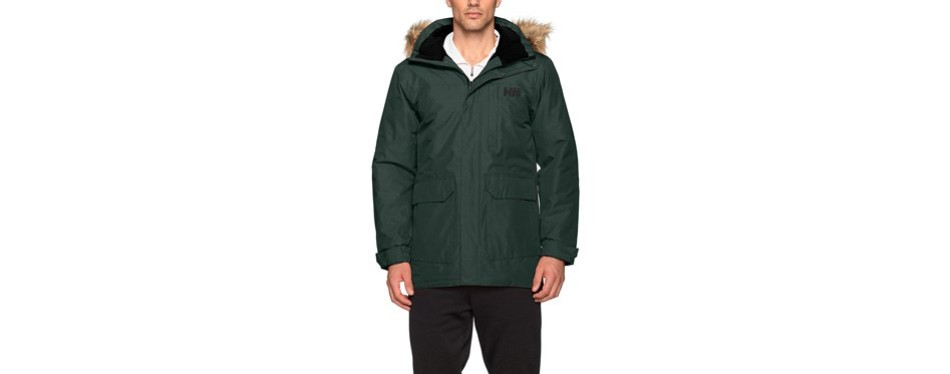 helly hansen men's dubliner winter jacket